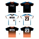Custom Sublimated Crew Neck Jersey